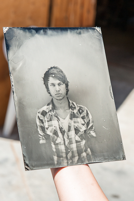 My tintype