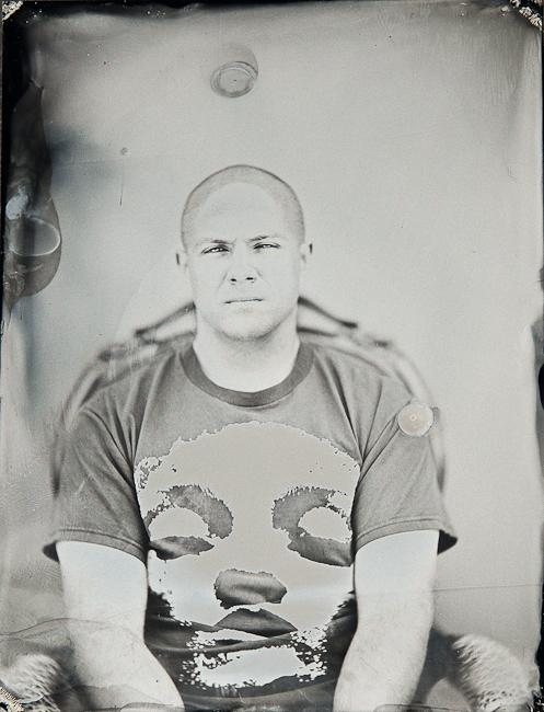 A tintype of Fernando/Nondo